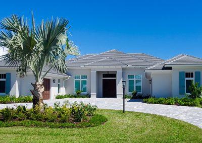 Contemporary Island Estate 858