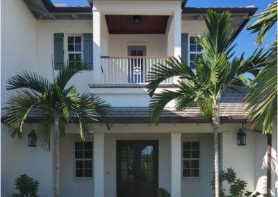 West Indies Courtyard 261
