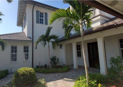 West Indies Courtyard 270
